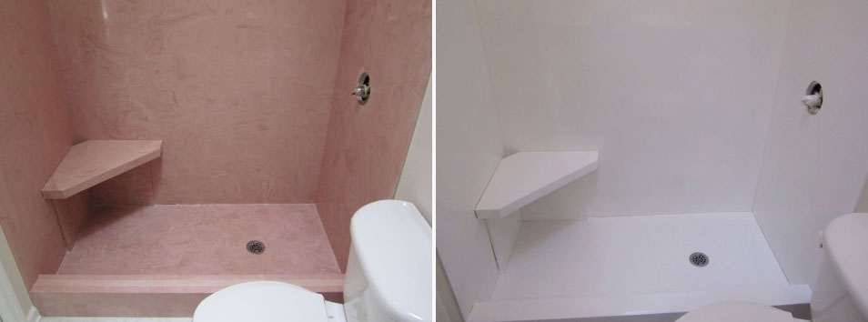 Bathtub Refinishing Near Me Shower Reglazing