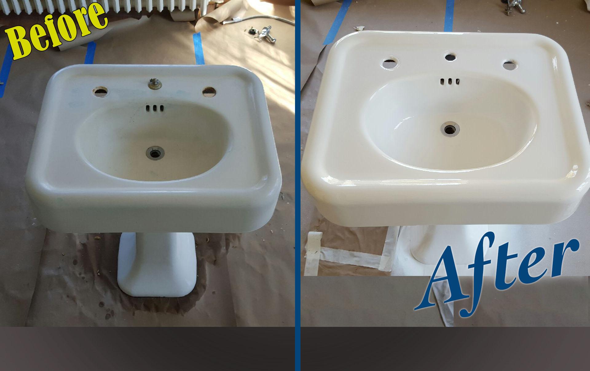 Bathroom Sinks Knoxville Tn knoxville tn - bathtub refinishing pro