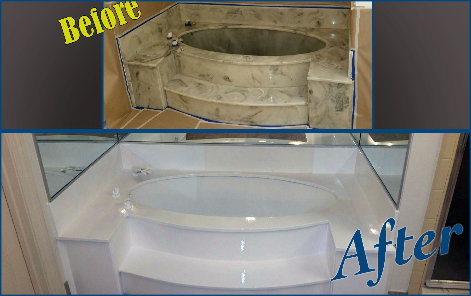 after our small tub resurfacing unique view bathtub with refinishing shower refinish before