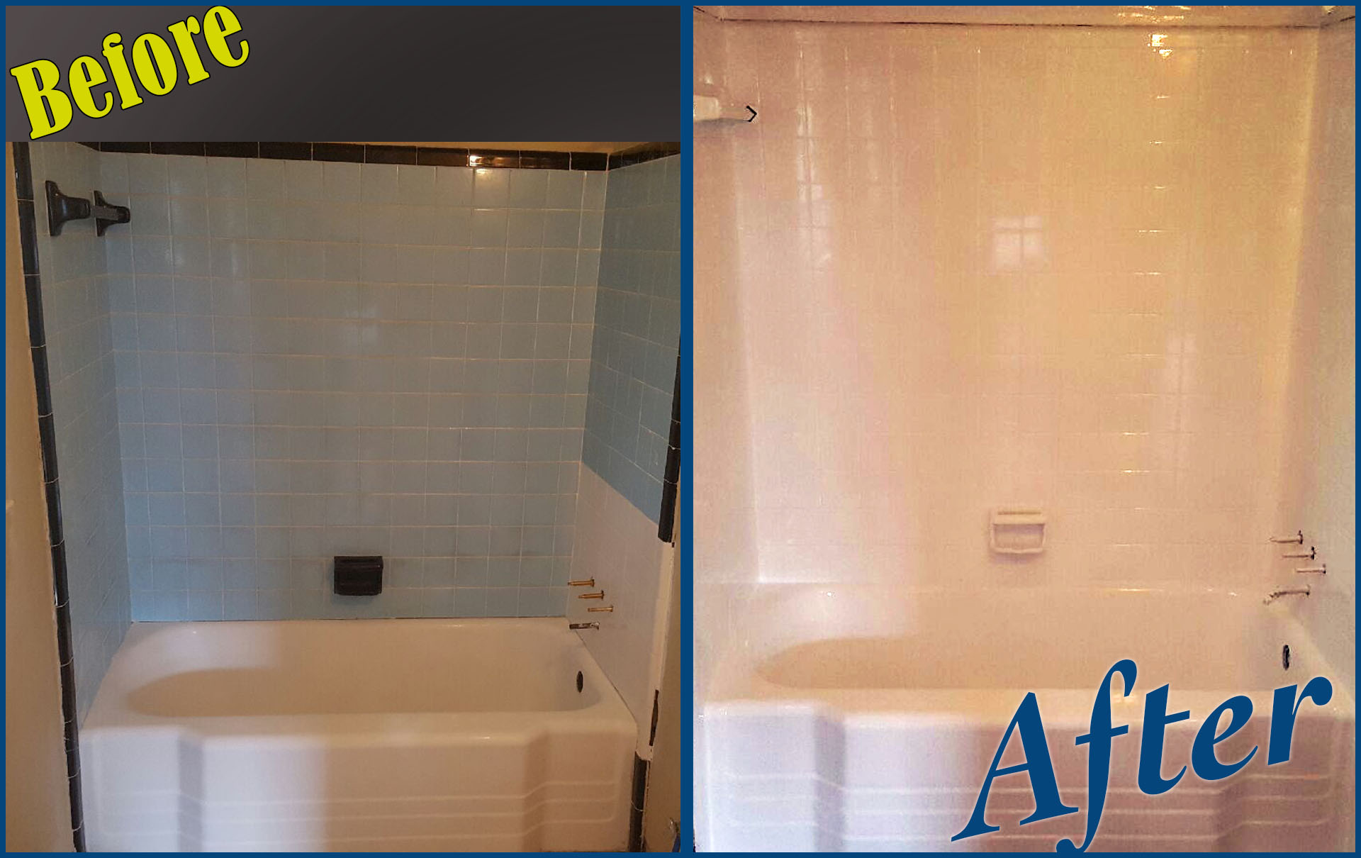 Bathtub Refinishing Atlanta - 22 Years Experience - 404-800-6502